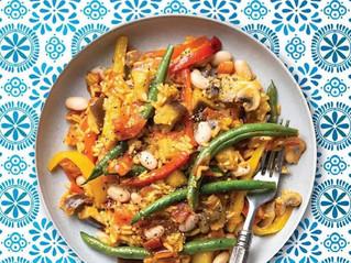 Celebration of the Mediterranean Diet's Simplicity