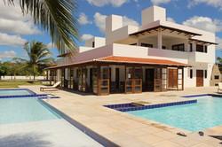 casa de praia piscina RN temporada