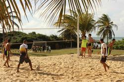 Eventos e Esporte beira mar