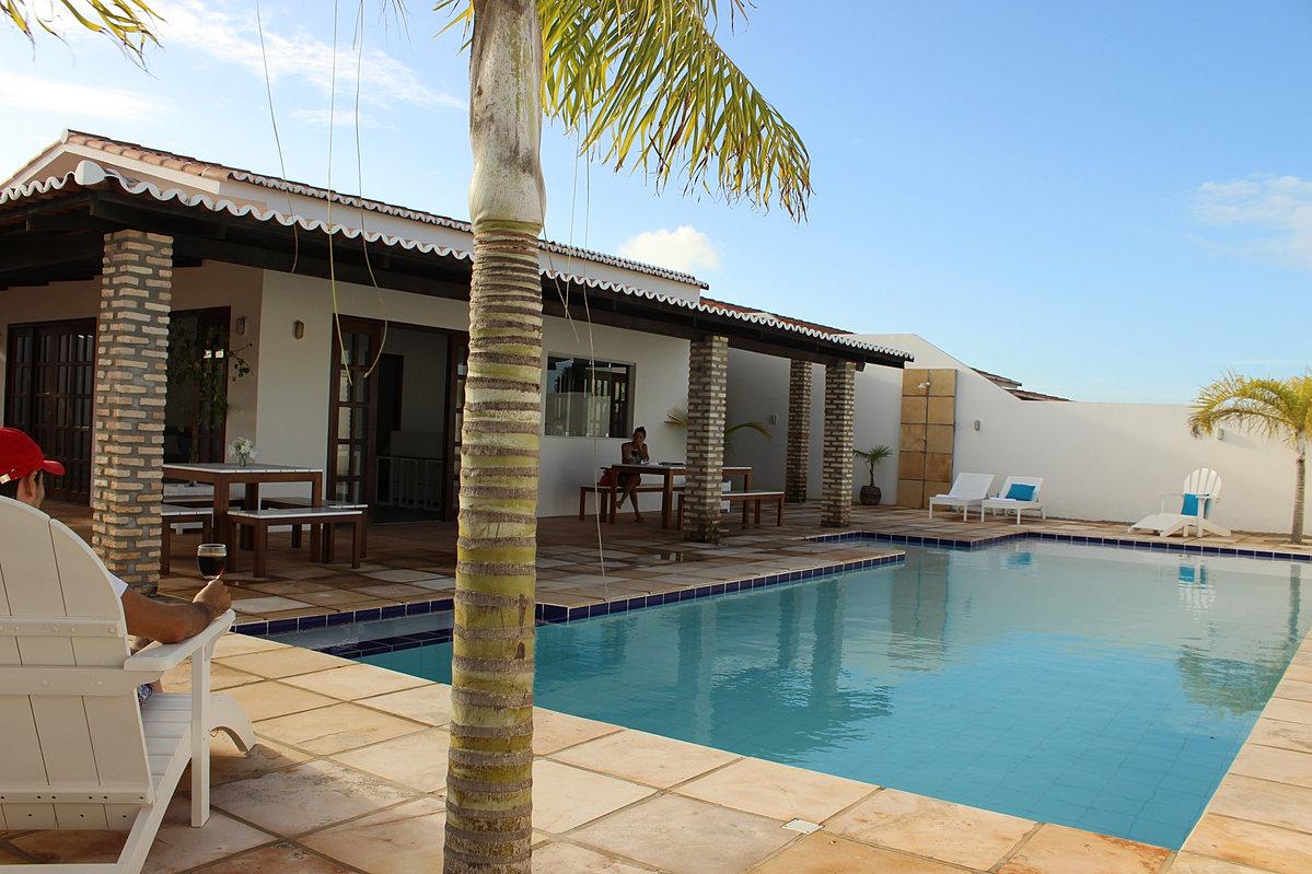 Casa de praia com piscina para temporada e a venda rn - Piscina para casa ...