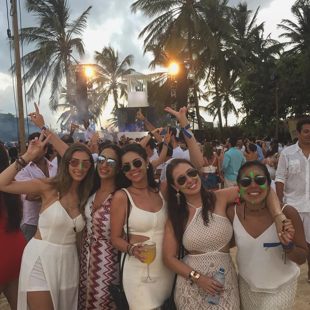 Reveillon Paraiso do Brasil