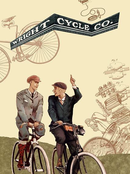 Hubert Warter - Illustration - Fahrrad - fahrradfahren - Bicycle - cycling