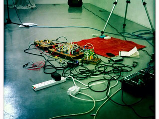Acts re Acts residency, Wimbledon College of Art - March 2016