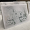 Thumbnail: Winter, Strawberry Hill House - A6 Card Individual (Landscape)