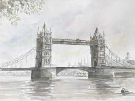 Tower Bridge 1959