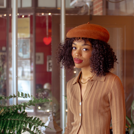 Style File: Earth Tones Still Have My Heart