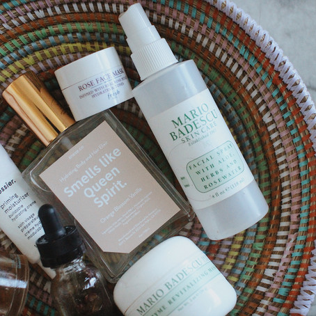 Beauty Picks: Thoughts on New + Old Favorites
