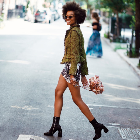 NYFW Outfit of the Day 1