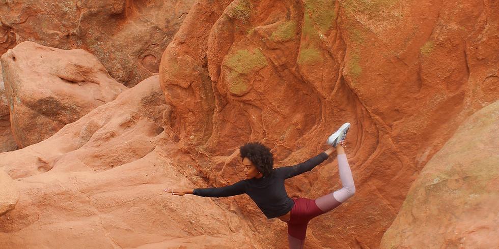 Outdoor Voices Yoga Class