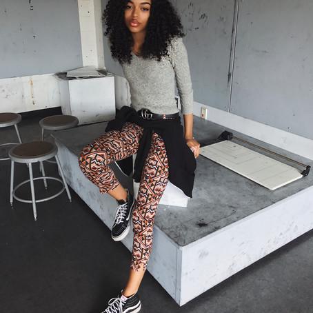 Pattern + Greyscale