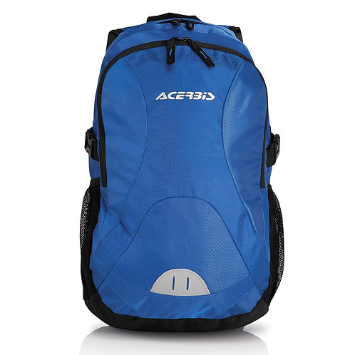 ZAINO MOTO  BACKPACK ACERBIS  BLUE/BALCK
