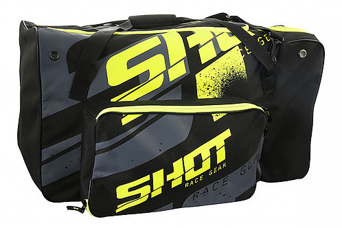 BORSA CROSS-ENDURO  SHOT -BLACK-NEONYELLOW