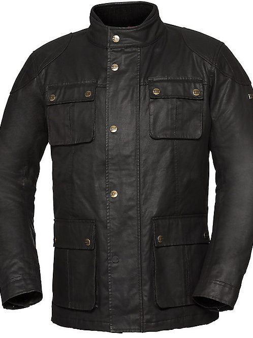 GIACCA MOTO IN COTONE CLASSIC JACKE VINTAGE- IXS
