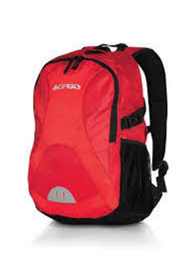 ZAINO BACKPACK ACERBIS RED/BALCK