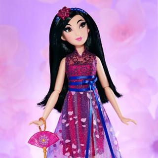 Disney Style Princess Mulan