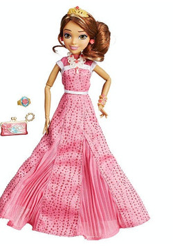 Audrey Coronation dress