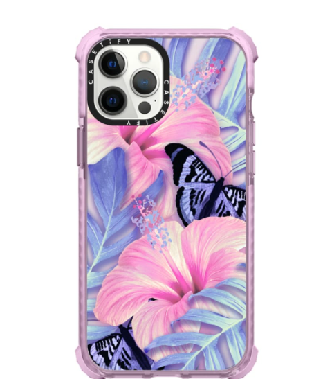 Butterfly Aloha Phonecase