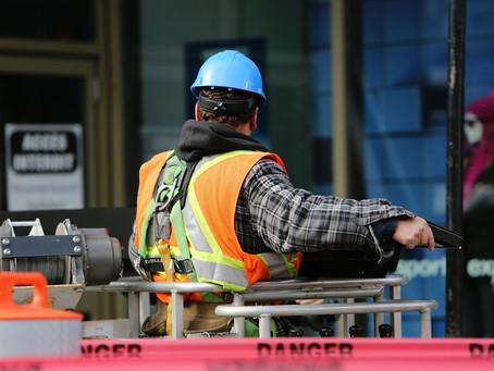 ¿Qué acciones debe seguir el sector de la construcción según la CIRCULAR CONJUNTA 001 del 11 de 2020