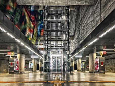 Estudiantes de España buscan mitigar el riesgo de contagio por Covid-19 en ascensores