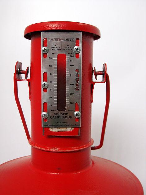 calibración de serafines