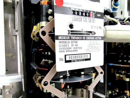 Medidores de energía inteligentes remplazan a los tradicionales