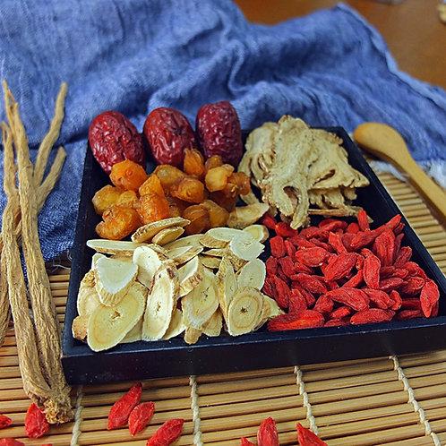 [特色藥饍] 參耆當歸生薑羊肉湯(2人份量) 每包(105克)