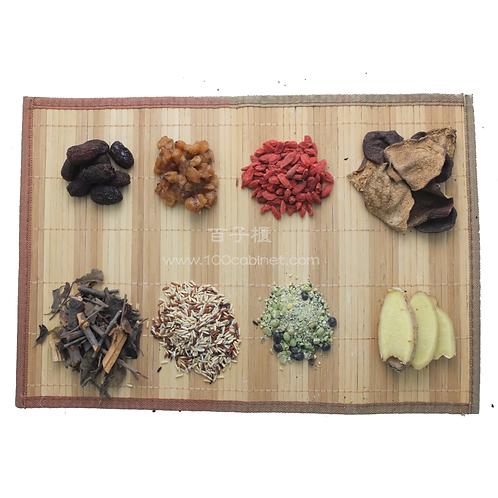培元代茶 每盒 (124克*10包)