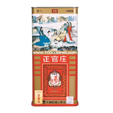 正官庄高麗蔘 (地20支) 每盒(半斤)