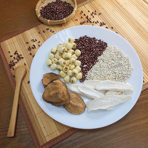 [祛濕] 淮山薏米赤小豆湯/粥 家庭裝(4人份量) 每包(110克)
