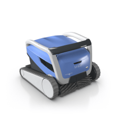 Dolphin_Robotic_Pool_Cleaners; Dolphin_Supreme_M600