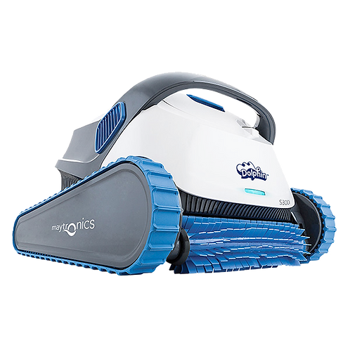Dolphin_Robotic_Pool_Cleaners; Dolphin_S300i