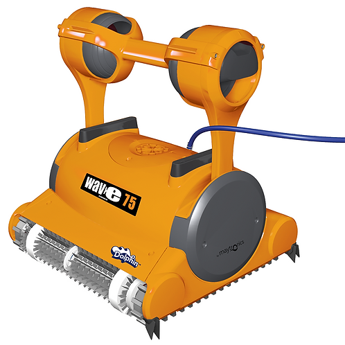 Dolphin_Commercial_Robotic_Pool_Cleaners; Dolphin_Wave_75