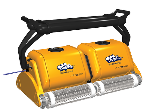 Dolphin_Commercial_Robotic_Pool_Cleaners; Dolphin_Pro_Expert