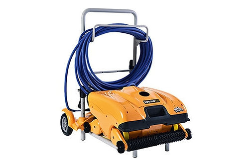 Dolphin_Commercial_Robotic_Pool_Cleaners; Dolphin_Wave_150