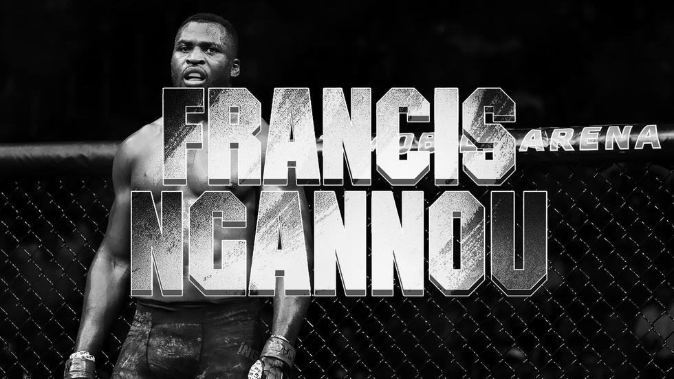 UFC® FRANCIS NGANNOU
