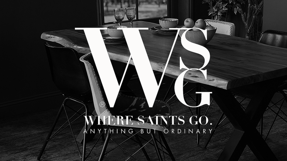 WHERE SAINTS GO®