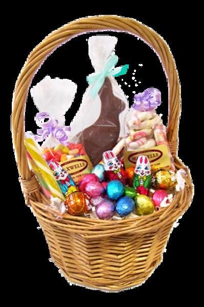 """""""Spring Has Sprung"""" Basket"""