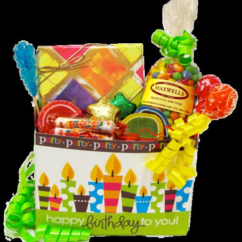 Candy Celebration Gift Box