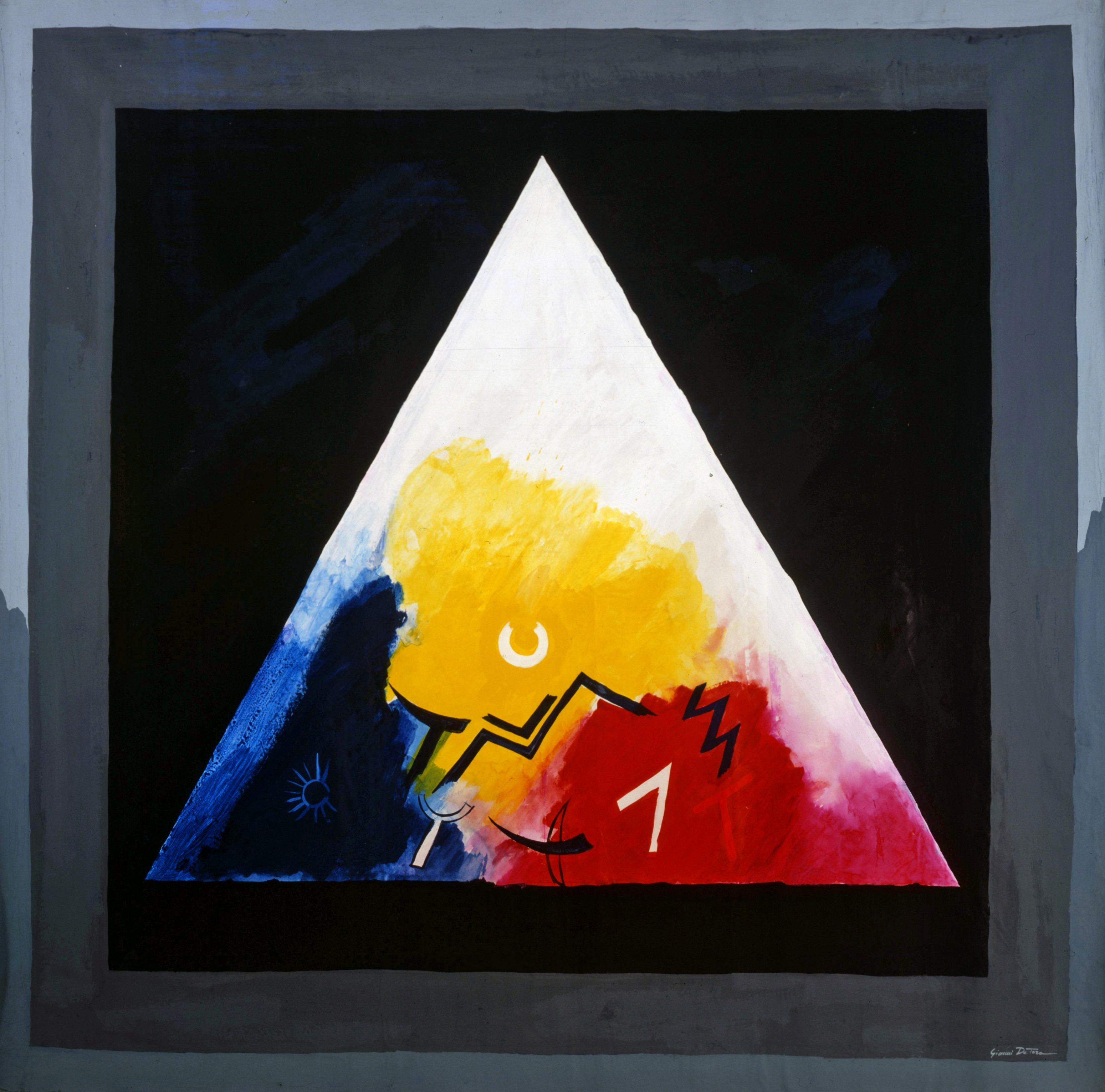 i segni della pittura '90