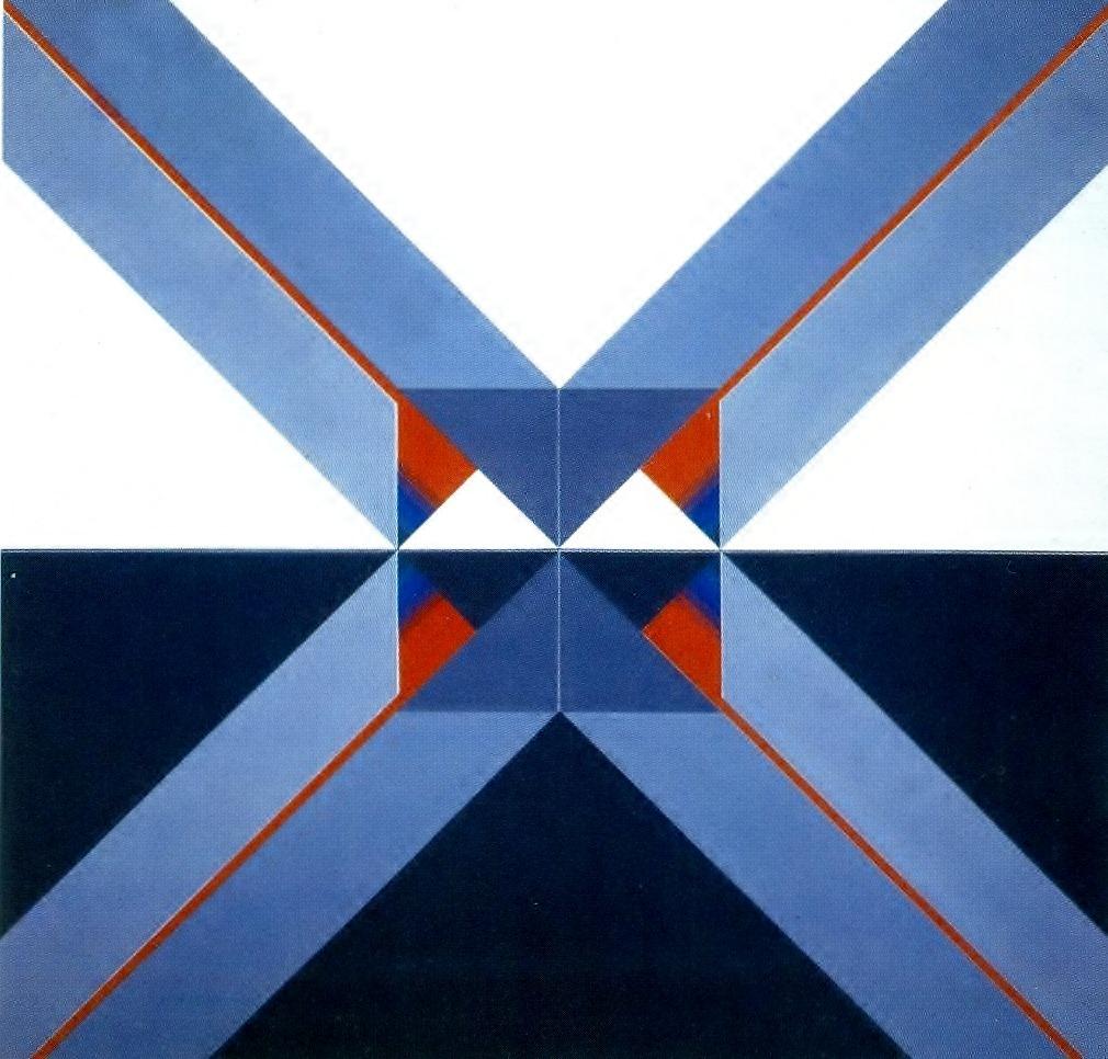 mezza x riflessa 1974