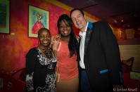 Zakiya Hooker, Diana & Chris UGR festiva