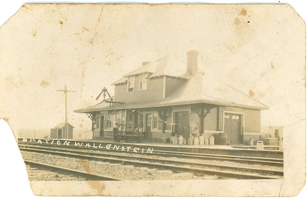 Copy of Postcard - Station Wallenstein.j