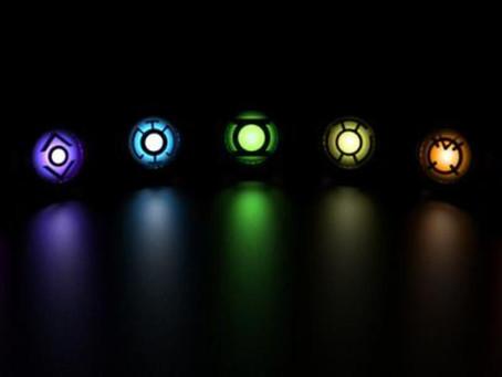 Lanterns: In Brightest Day, In Blackest Night