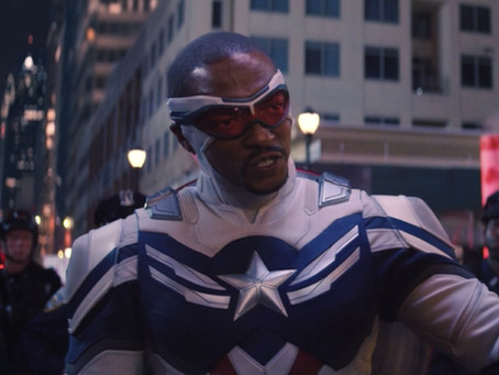Falcon & The Winter Soldier: Using Your Voice