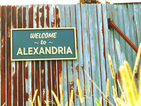 The Walking Dead: Reclamation Of Alexandria