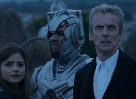 What Doctor Who Series 8 Taught Me About Marriage