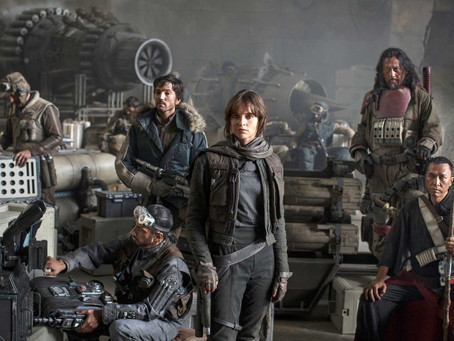 Rogue One: Delivering Hope