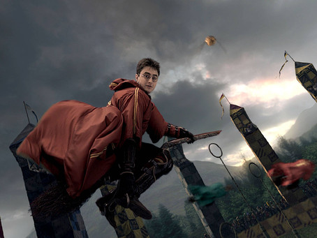 Harry Potter & Being A Seeker, By Harrison Brown