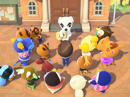 Animal Crossing: Quarantine Island