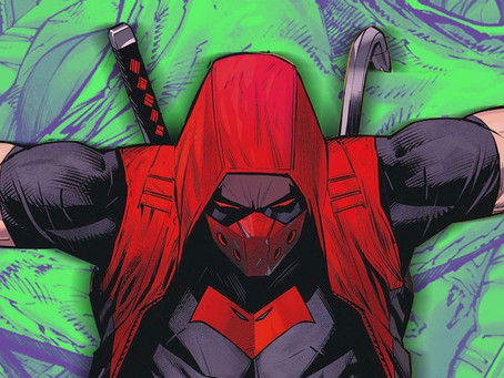 Red Hood: Not A Hero